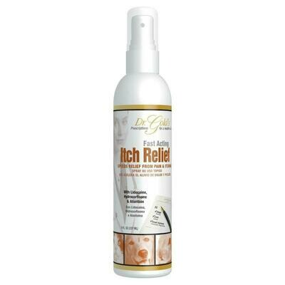 Dr. Gold's Itch Relief Spray 237ml