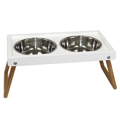 BeOneBreed Zen Elevated Folding Bowls