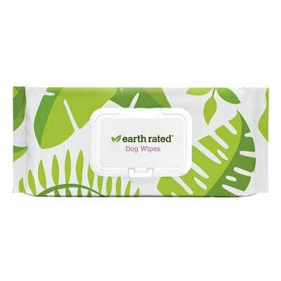 Earth Rated Grooming Wipes 100ct