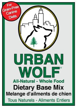 Urban Wolf Dietary Pre-Mix 5.45kg