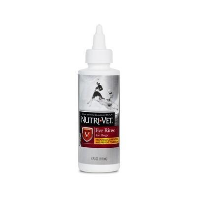 Nutri-Vet Eye Rinse for Dogs 118ml