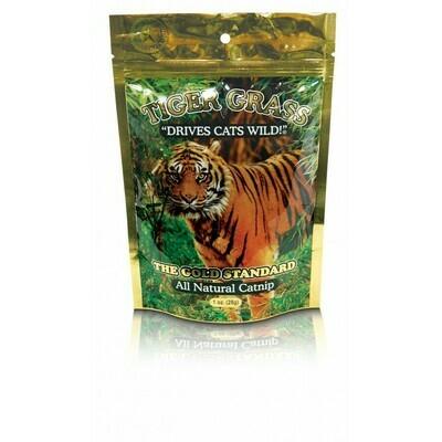 Tiger Grass Catnip 28g