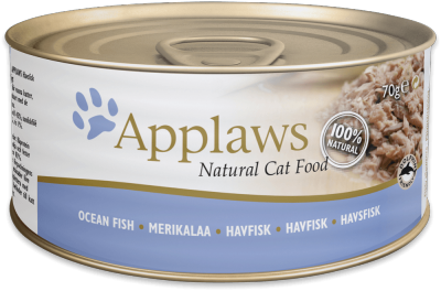 Applaws Cat Food Ocean Fish in Broth 156g (24pk)