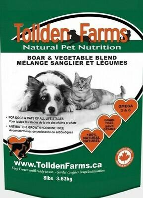 Tollden Farms Boar & Vegetable