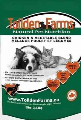 Tollden Farms Chicken & Vegetable