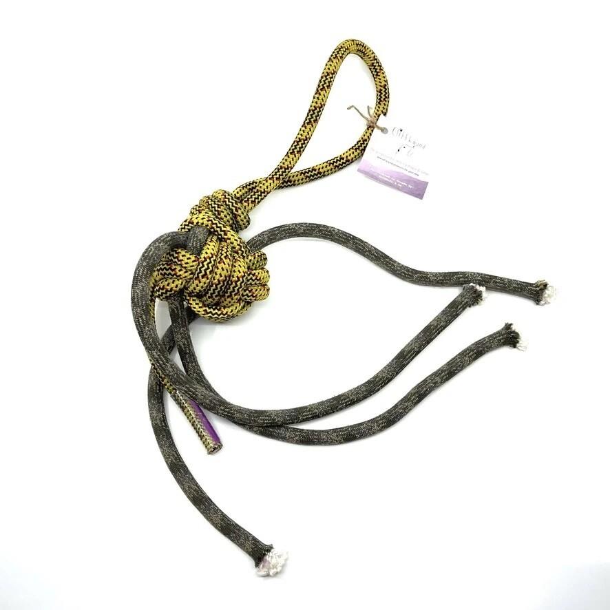 Cliffhound Special Addition Alien Tug Dog Toy