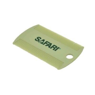 Safari Double-Sided Flea Comb