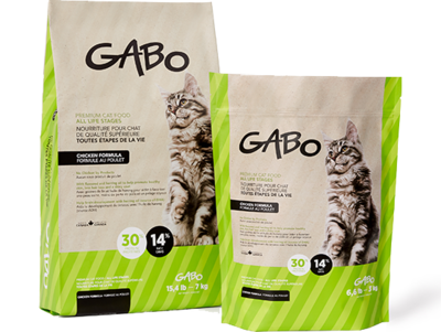 Gabo Cat & Kitten Food Chicken 7kg