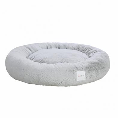 Kort & Co. Faux Fur Donut Bed