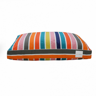 Kort & Co. Stripe Pillow Bed 29 x 36