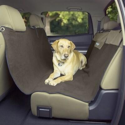 Bergan Deluxe Microfiber Auto Hammock Seat Protector