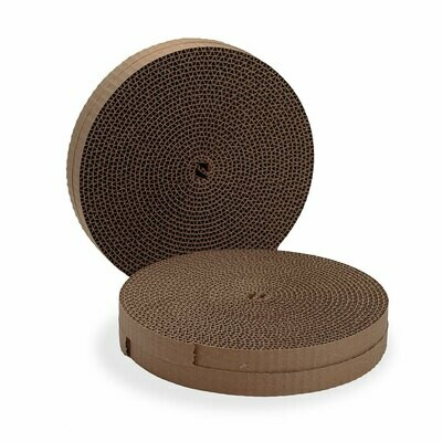 Coastal Turbo Scratcher Replacement Pads 2pk