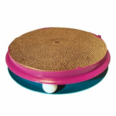 Coastal Mega Turbo Scratcher Cat Toy