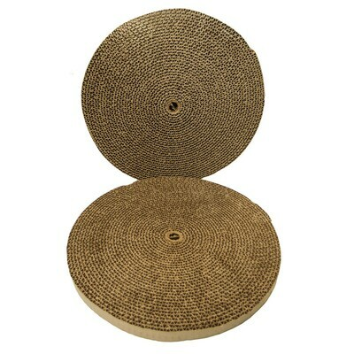 Coastal Mega Turbo Scratcher Replacement Pad 1pk