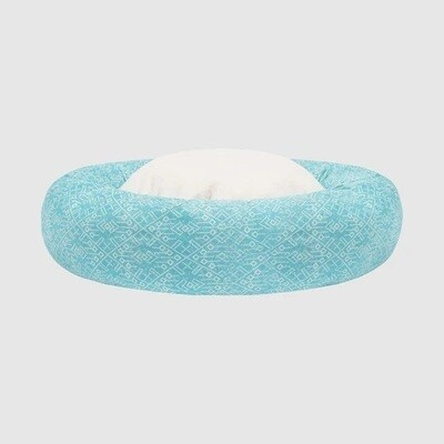 Canada Pooch Classic Birch Bed Tuscany Teal XL 42