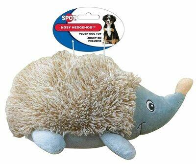 Spot Nosy Hedgehog Plush Dog Toy 10