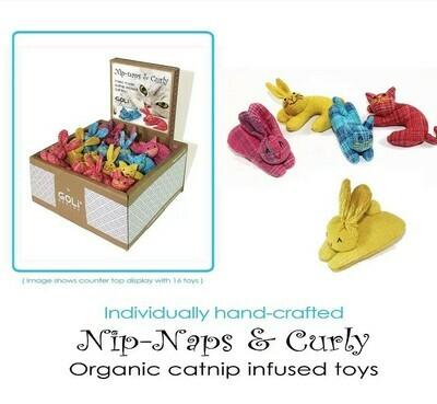 Goli Design Nip Naps & Curly