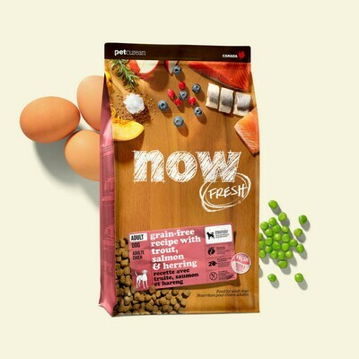 NOW FRESH Dog Food Grain-Free Adult Fish 1.59kg