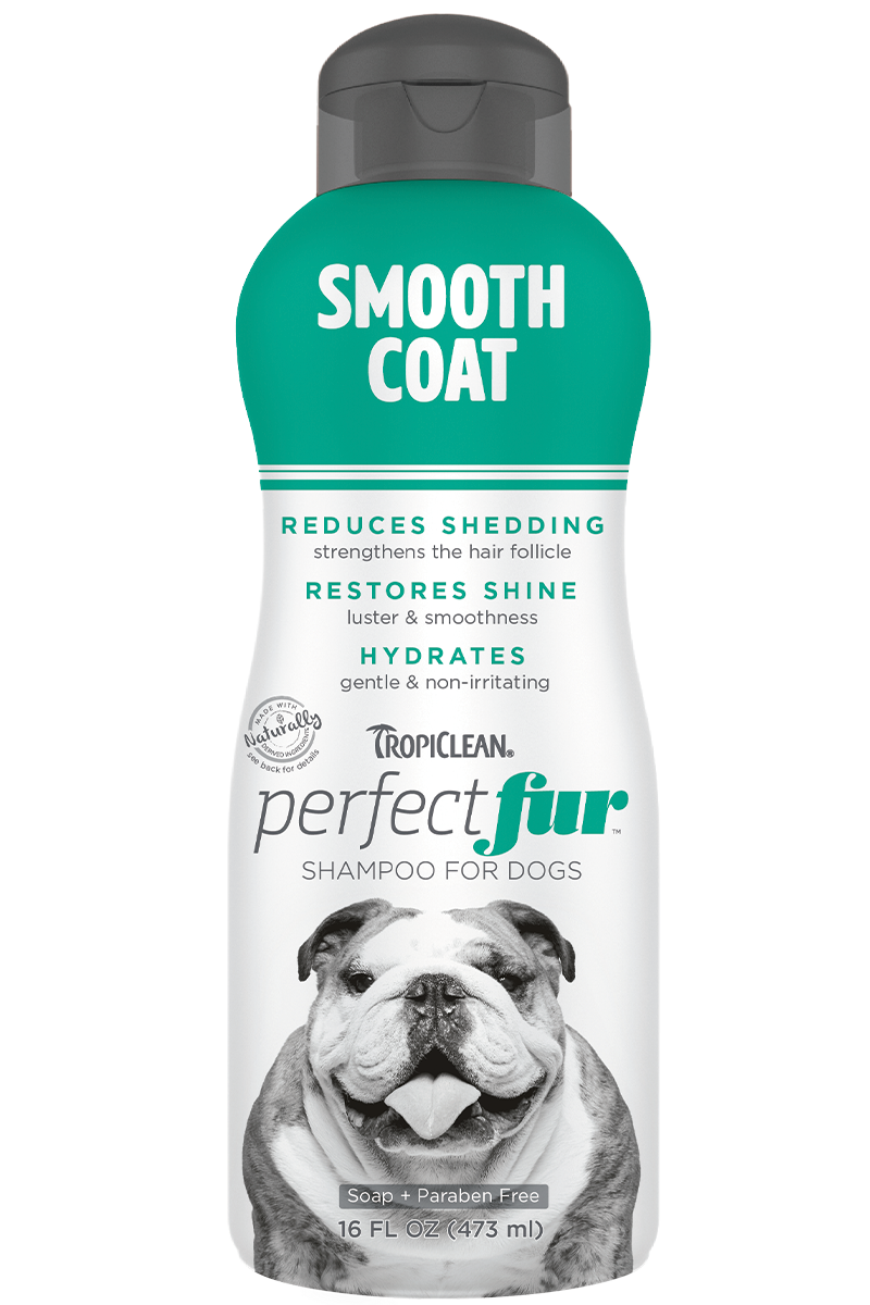 TropiClean PurfectFur Shampoo Smooth Coat 473ml