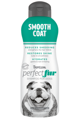 TropiClean PurfectFur Shampoo Smooth Coat 473ml