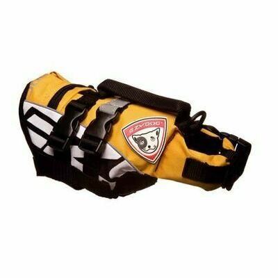 EZYDOG Micro DFD Life Jacket Yellow XXS