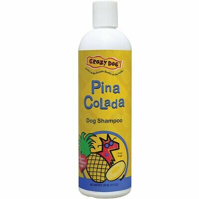 Crazy Dog Shampoo Pina Colada 355ml