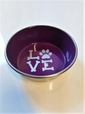Arjan Food Bowl Love Print