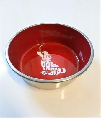 Arjan Food Bowl Dog Print 8
