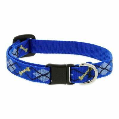 LupinePet Breakaway Adjustable Cat Collar