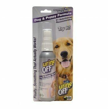 Urine OFF Dog & Puppy Formula Spray 118ml