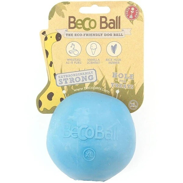 Beco Natural Rubber Treat Ball XL 3.5