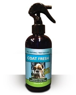 Coat Fresh for Dogs 237ml