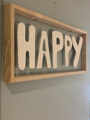 «Les mots doux» HAPPY