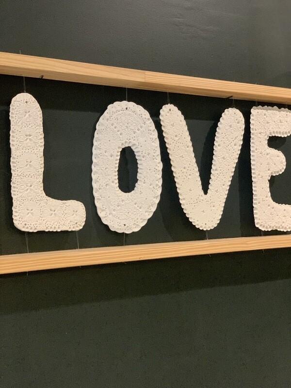 «Les mots doux»LOVE
