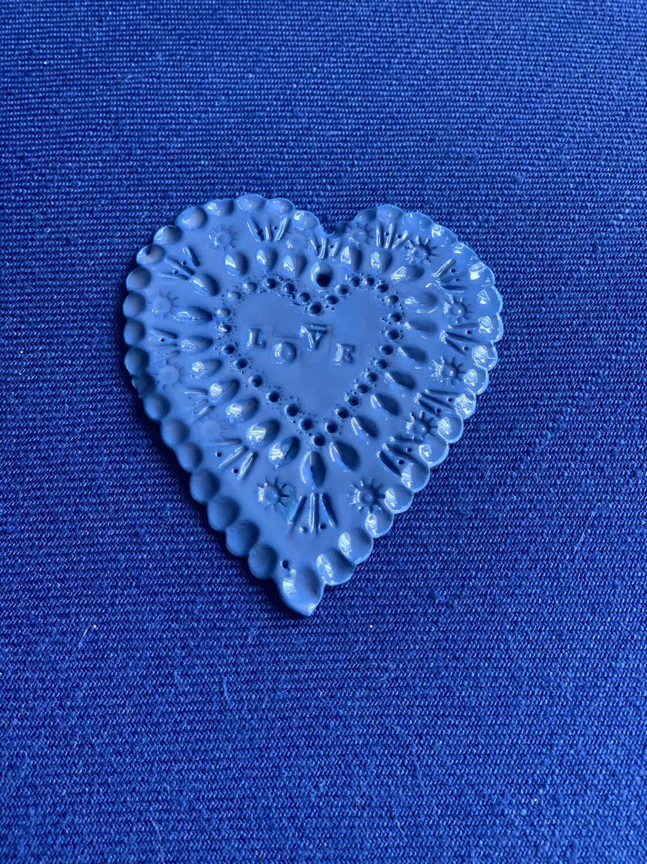 Ex voto coeur «love»
