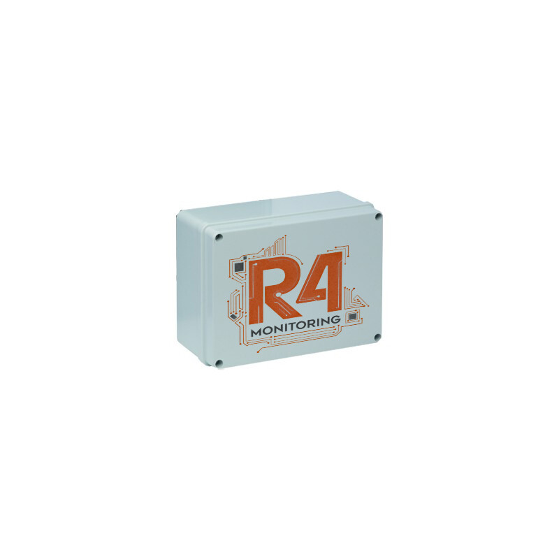 R4 Device box assembly