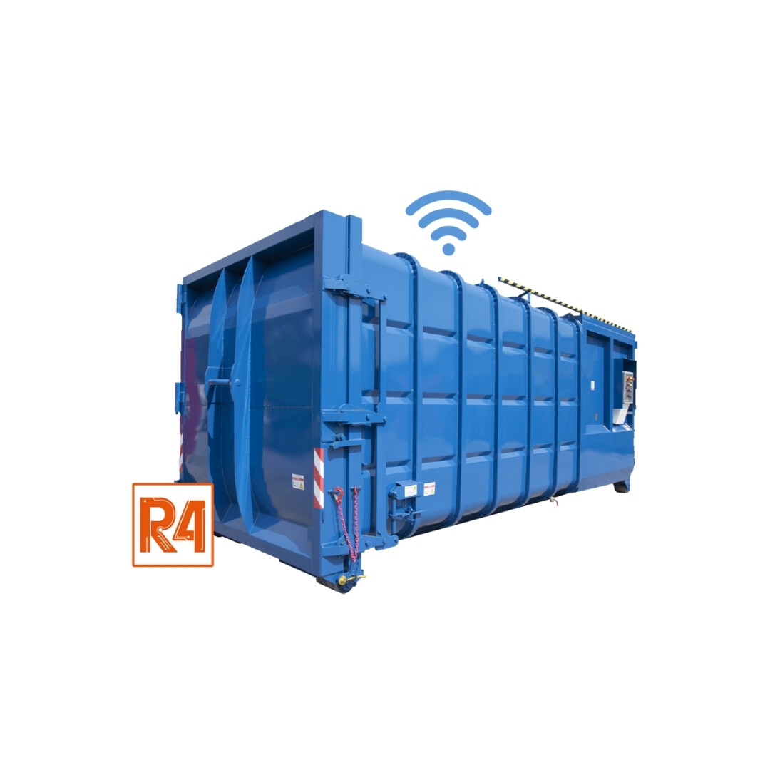 R4 Monitoring for compactor
