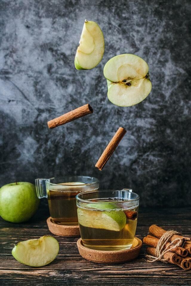 Apple Cinnamon Melts