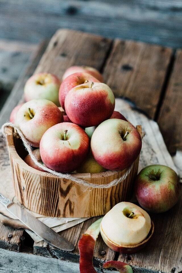 Apple Jack n' Peel Melts