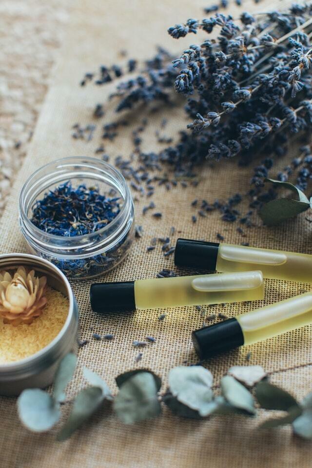 Lavender & Vanilla Melts
