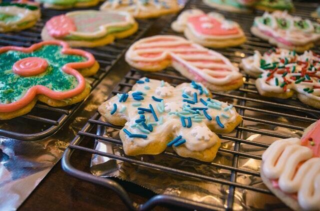 Sugar Cookie Melts