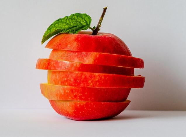 Apple Slices Melts