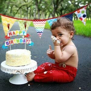 Birthday Cake Melts