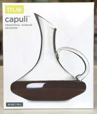 Decanter with handle (EB)