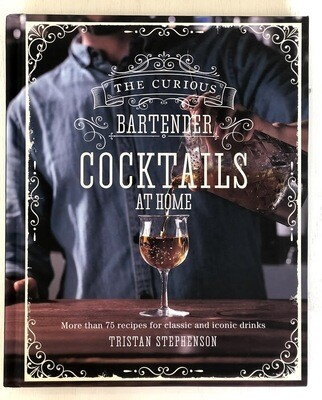 Curious Bartender cocktails at home (EB)