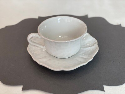 Impressions Jumbo Cup and Saucer (CD)