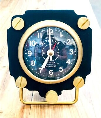 Altimeter alarm clock (CECR)