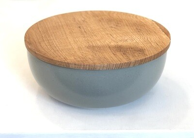 Serving Bowl with wood lid (CECR)