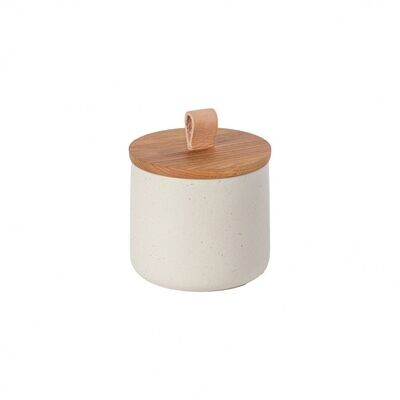 Pacifica Canister with Wood Lid (KI)
