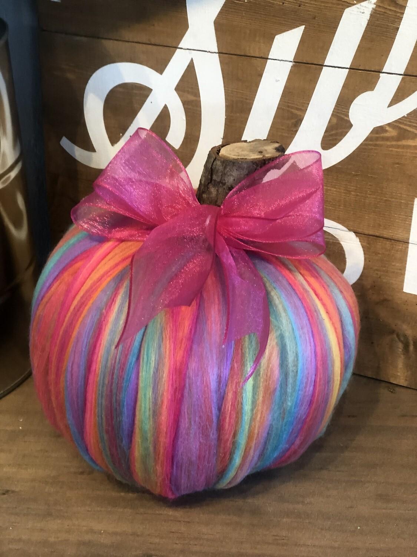 Wool Knit Pumpkin